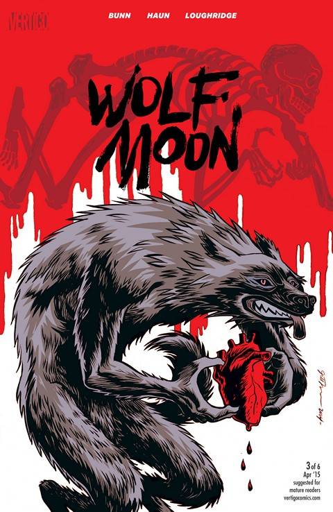 Wolf Moon #3 Free Download