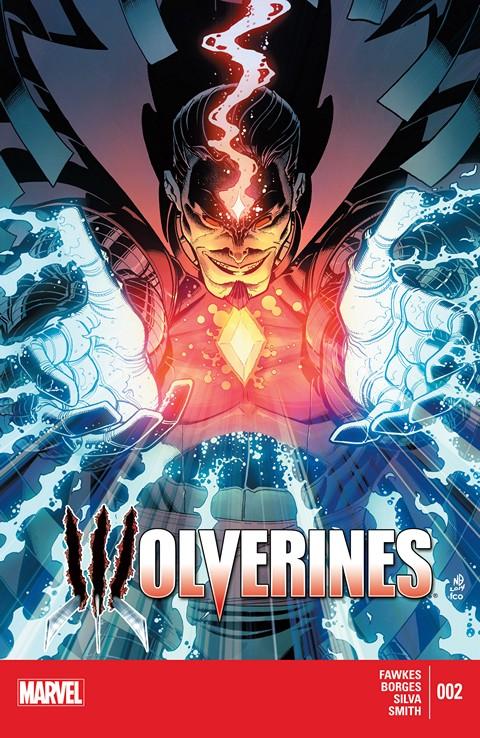Wolverines #002 Free Download