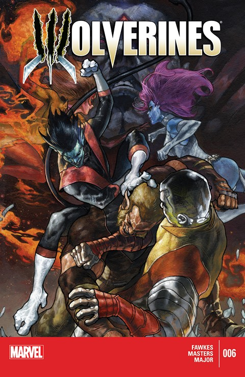 Wolverines #4 – 6 Free Download