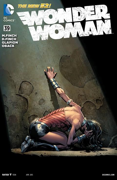 Wonder Woman #39 Free Download