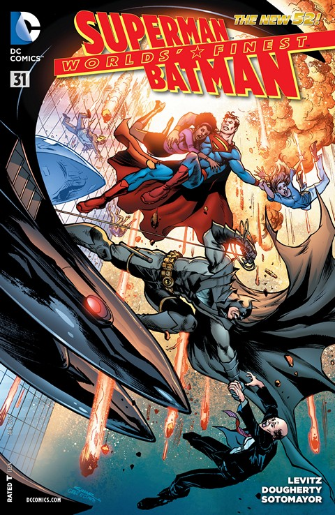 Worlds Finest #31 Free Download