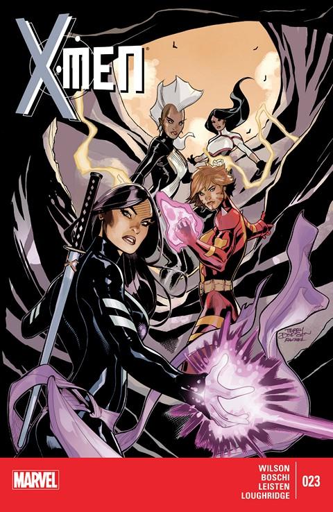 X-Men v4 #001-023 Free Download