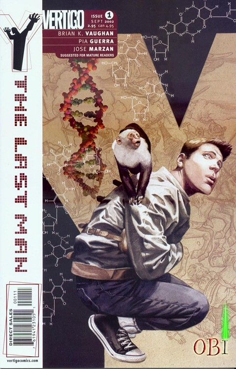 Y – The Last Man #1-60 + Volume 1-10 + Extras Free Download