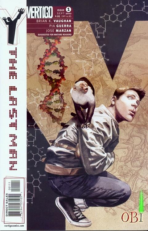 Y – The Last Man #1 – 60 + TPB Vol. 1 – 10 + Extras (2003-2008)