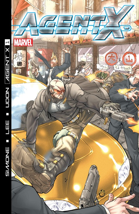 Agent X #1 – 15 Free Download