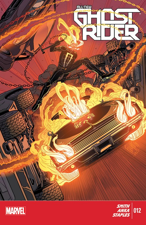 All-New Ghost Rider #12 Free Download
