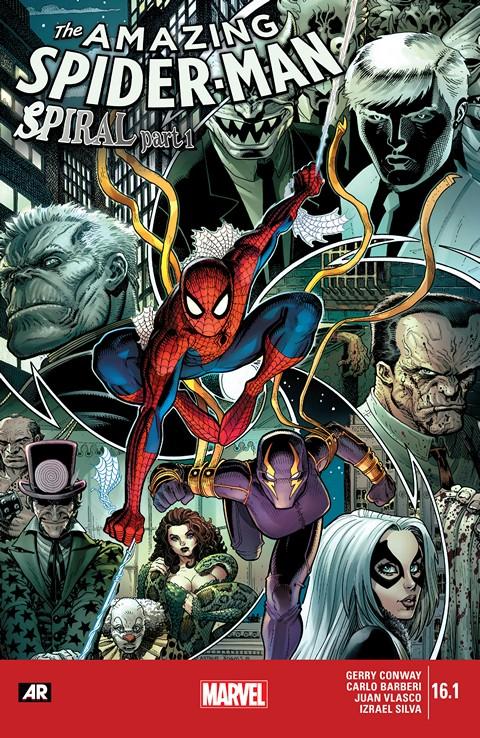 Amazing Spider-Man #16.1 Free Download