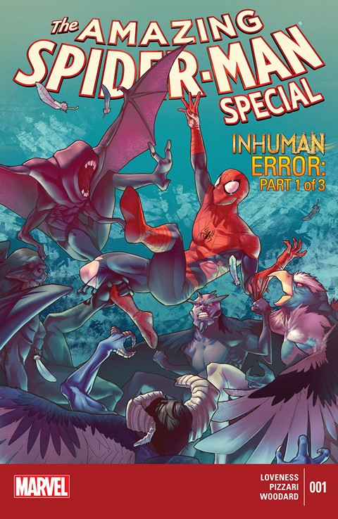 Amazing Spider-Man Special #1 Free Download