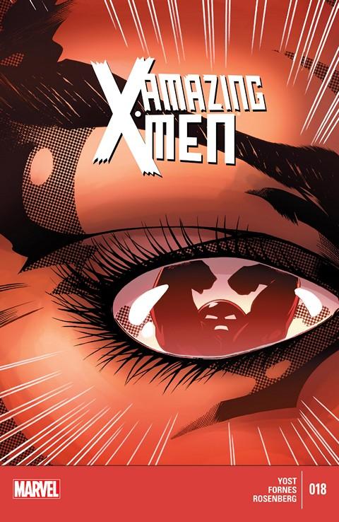 Amazing X-Men #18 Free Download