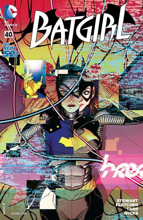 Batgirl #40 Free Download