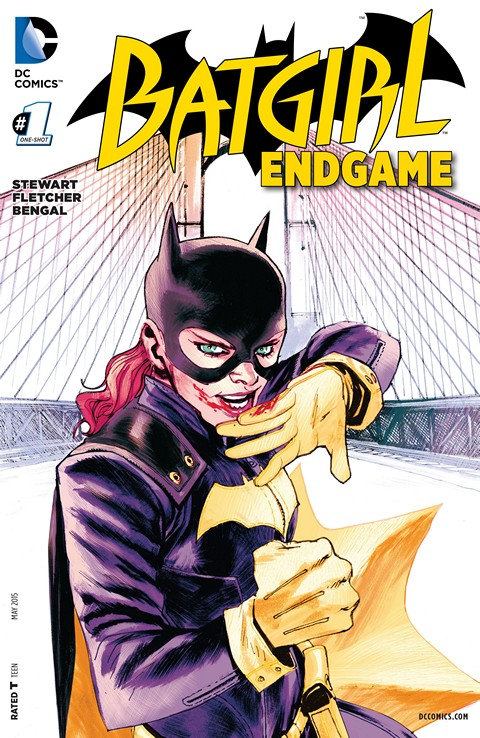 Batgirl – Endgame #1 Free Download