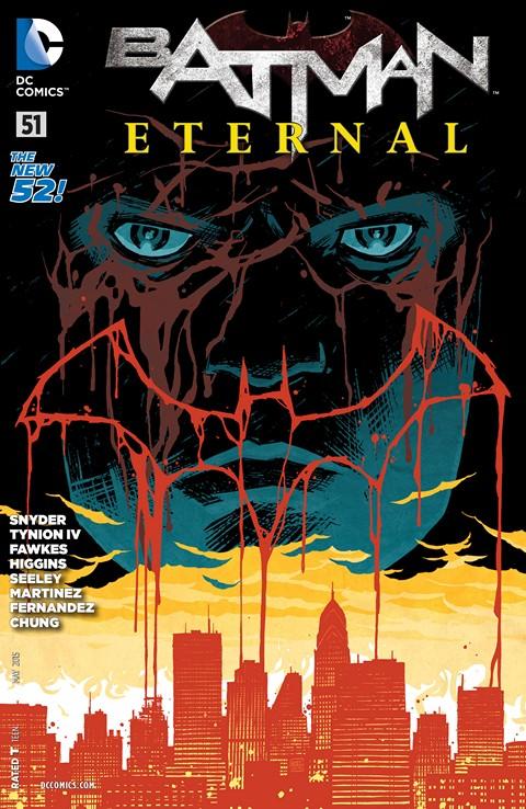 Batman Eternal #51 Free Download
