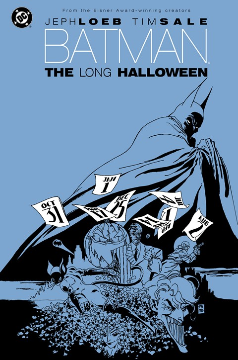 Batman – The Long Halloween (Inc. DC Essentials) Free Download