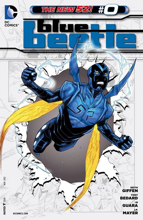 Blue Beetle #0 – 16 Free Download