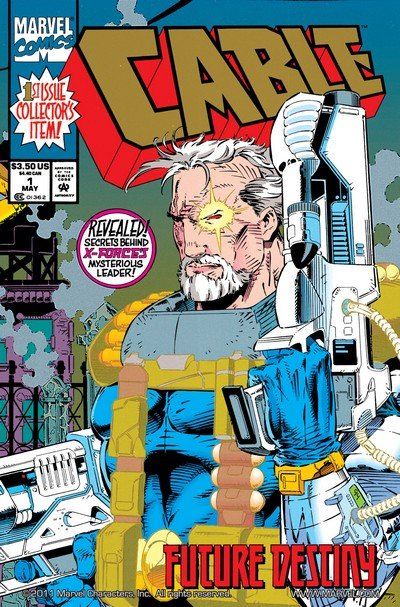 Cable Vol. 1 #1 – 107 + Annuals (1993-2002)