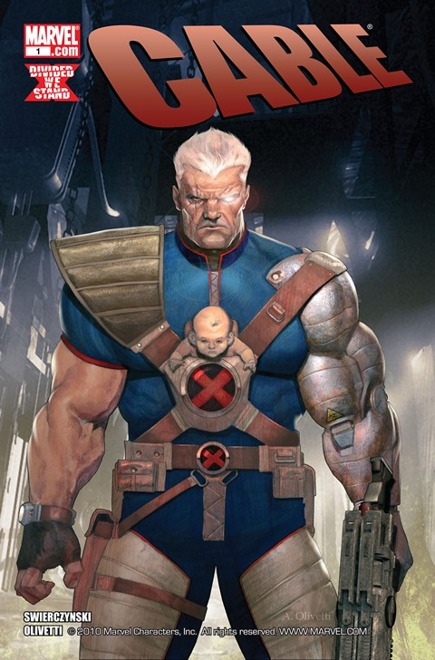 Cable v2 #1 – 25 Free Download