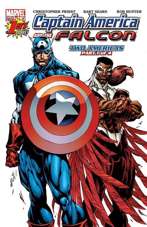 Captain America & the Falcon #1 – 14 (2004-2005)