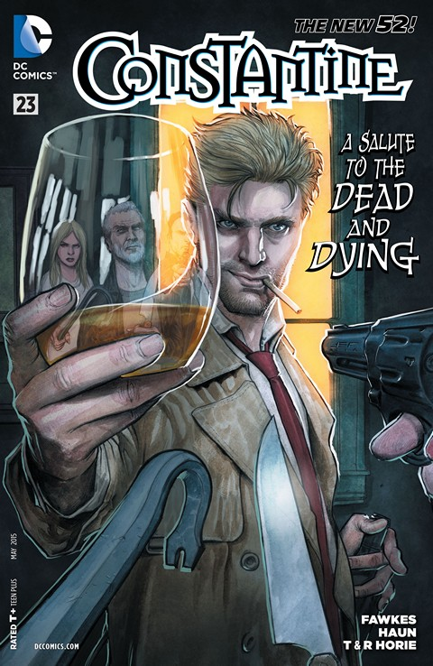 Constantine #23 Free Download