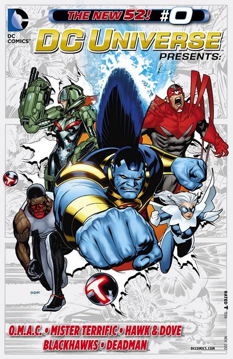 DC Universe Presents #0 – 19 Free Download
