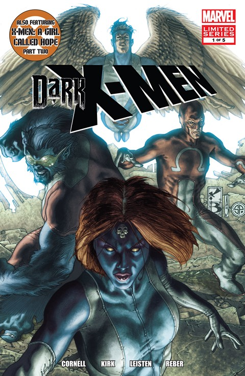 Dark X-Men #1 – 5 Free Download
