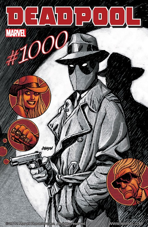 Deadpool 1000 Free Download
