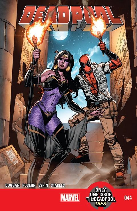Deadpool #44 Free Download