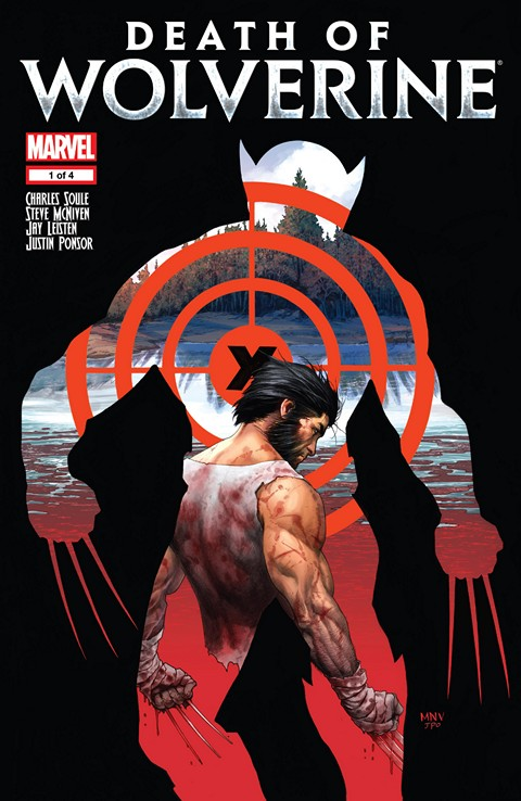 Death of Wolverine #1 – 4 Free Download