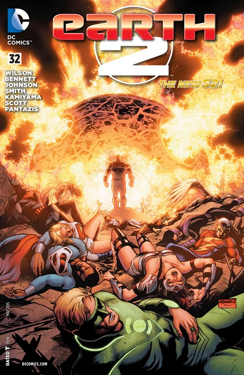Earth 2 #32 Free Download