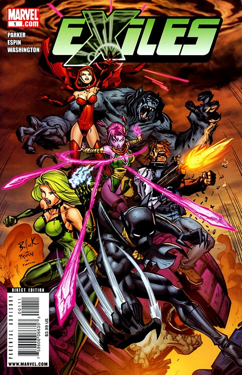 Exiles v2 #1 – 6 Free Download
