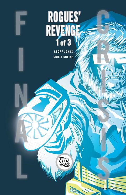 Final Crisis – Rogue's Revenge #1 – 3 Free Download