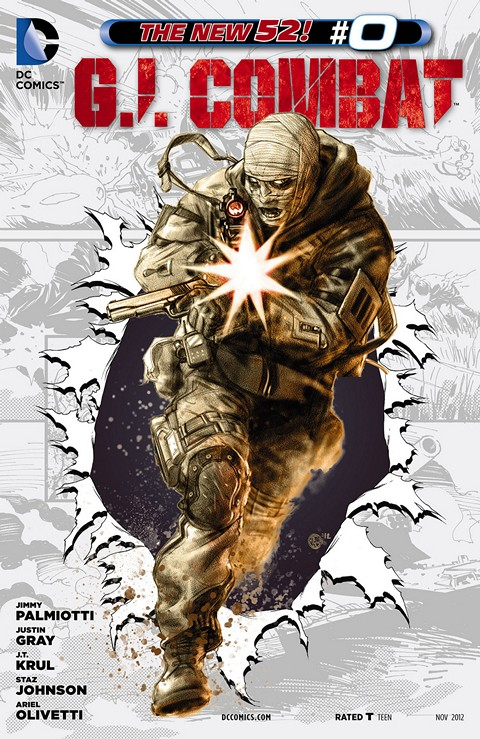 G.I. Combat #0 – 7 Free Download