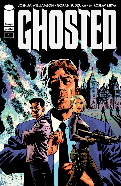 Ghosted #1 – 11 Free Download
