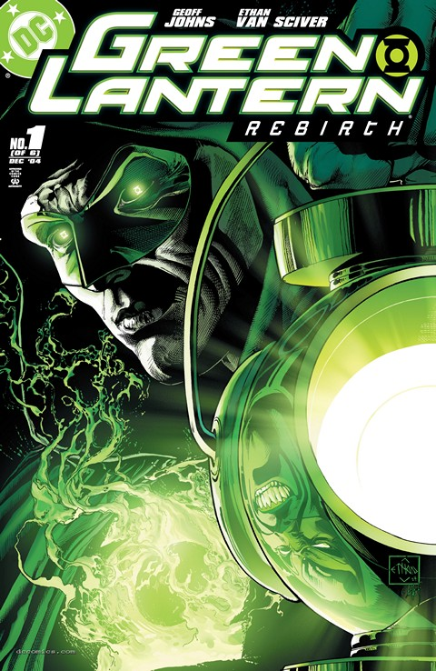 Green Lantern – Rebirth #1 – 6 + TPB