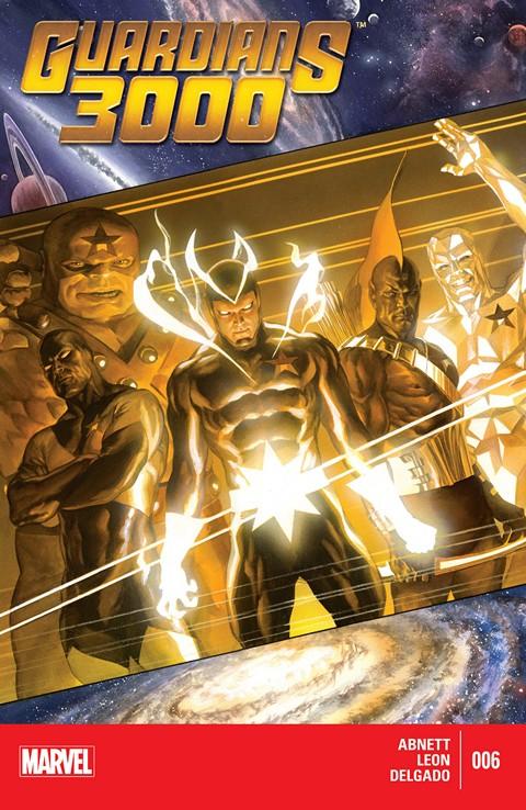 Guardians 3000 #6 Free Download