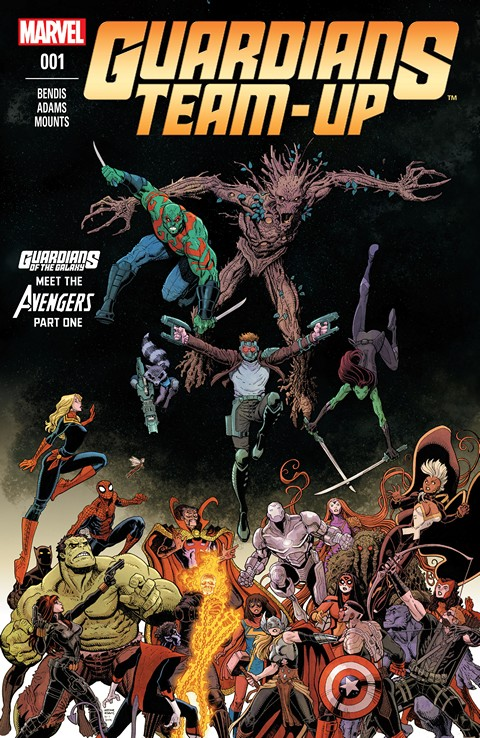 Guardians Team-Up #1 Free Download