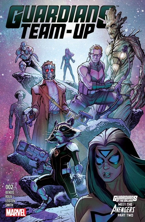Guardians Team-Up #2 Free Download