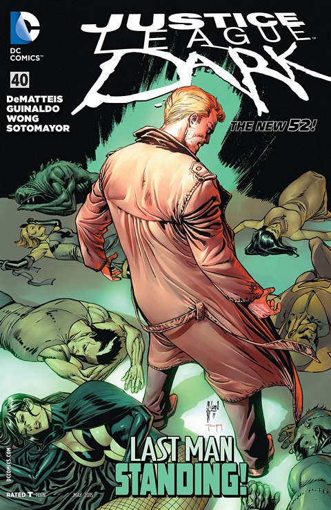 Justice League Dark #40 Free Download