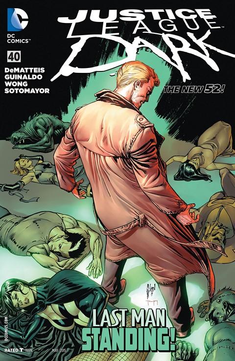 Justice League Dark #40 Free Download