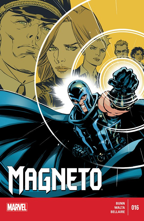 Magneto #16 Free Download