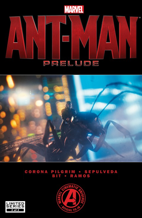 Marvel's Ant-Man Prelude #2 Free Download