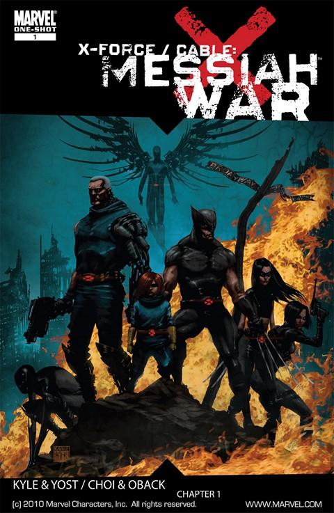 Messiah War (Arc) (2009)