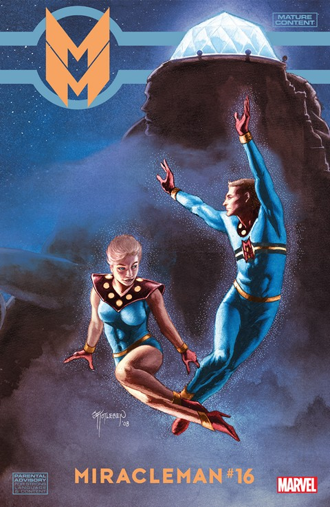 Miracleman #16 Free Download