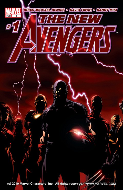 New Avengers Vol. 1 #1 – 64 + TPB + Extras (2005-2010)