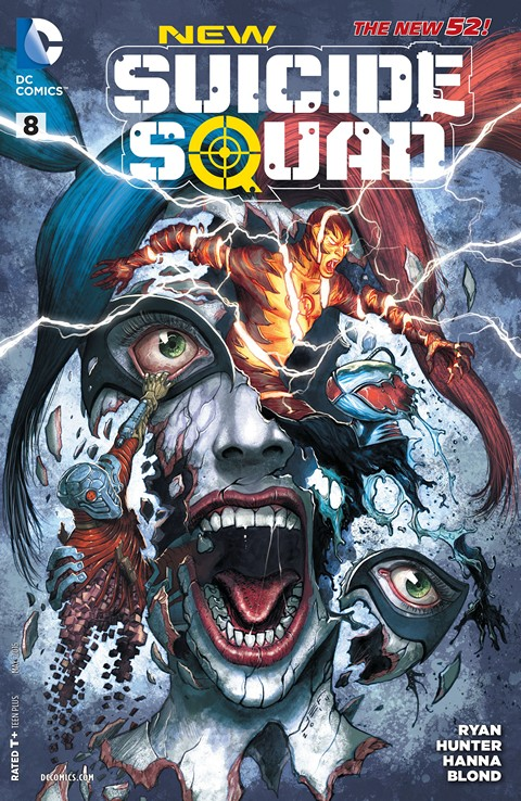 New Suicide Squad #8 Free Download