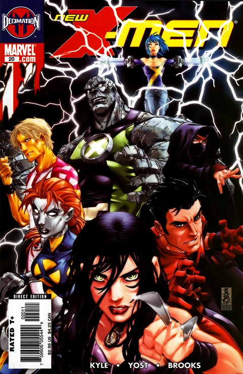 New X-Men #20 – 46 Free Download