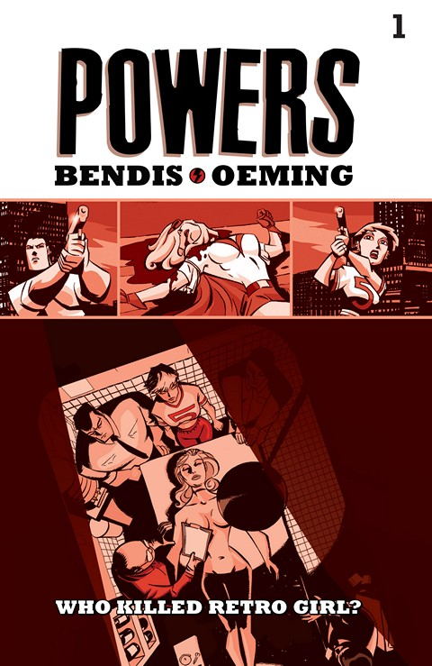 Powers v1 – 14 (TPB) + Powers Bureau v1 – 2 Free Download