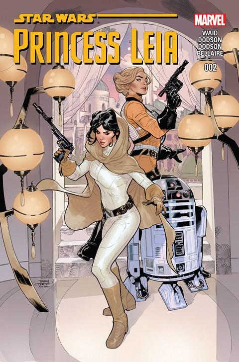 Princess Leia #2 Free Download