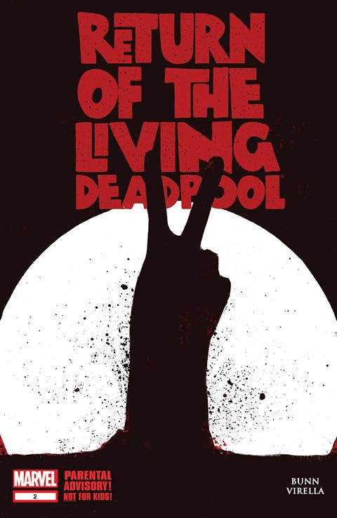 Return of the Living Deadpool #2 Free Download
