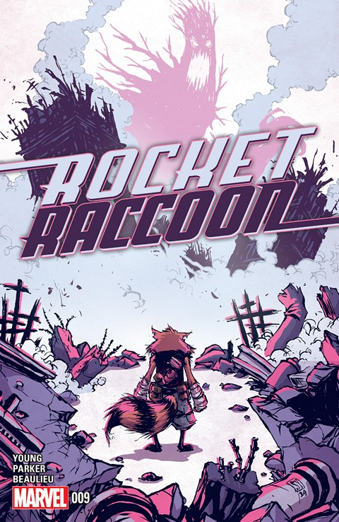 Rocket Raccoon #9 Free Download
