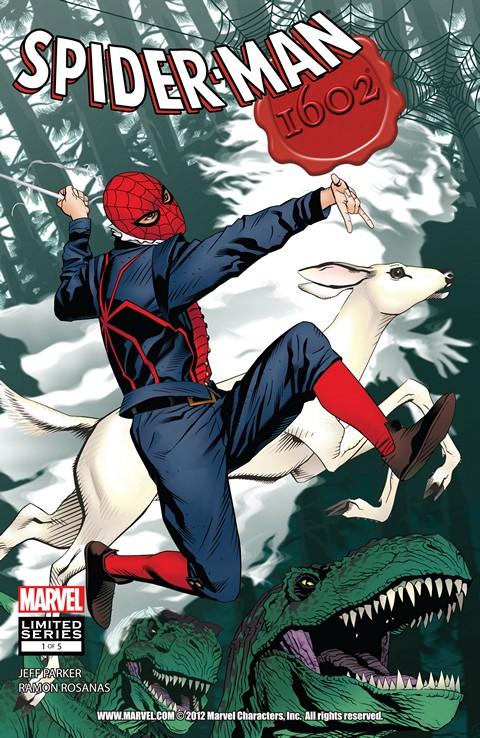 Spider-Man 1602 #1 – 5 (2009-2010)